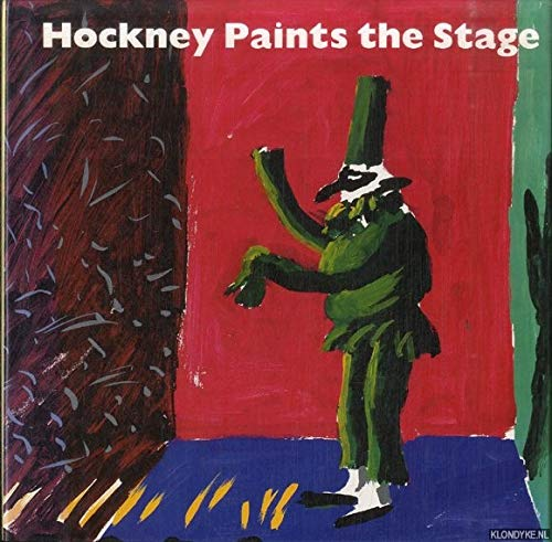 Hochney Paints the Stage