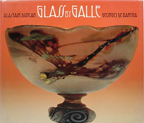 9780500233870: Glass by Galle