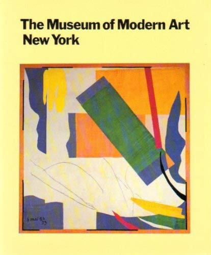 9780500234037: The Museum of Modern Art, New York: The History and the Collection