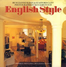 9780500234105: English Style (Style Book)