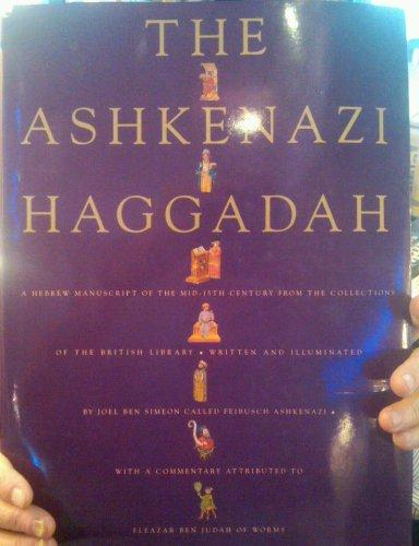9780500234112: The Ashkenazi Haggadah