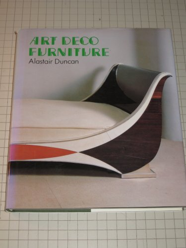 9780500234129: Art Deco Furniture: The French Designers