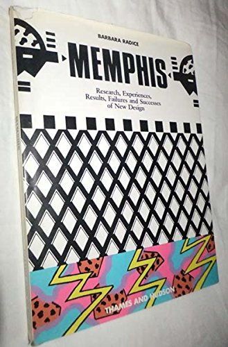 9780500234303: Memphis: Research, experiences, results, failures and successes of new design