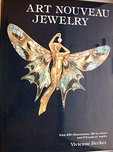 9780500234334: Art Nouveau Jewellery