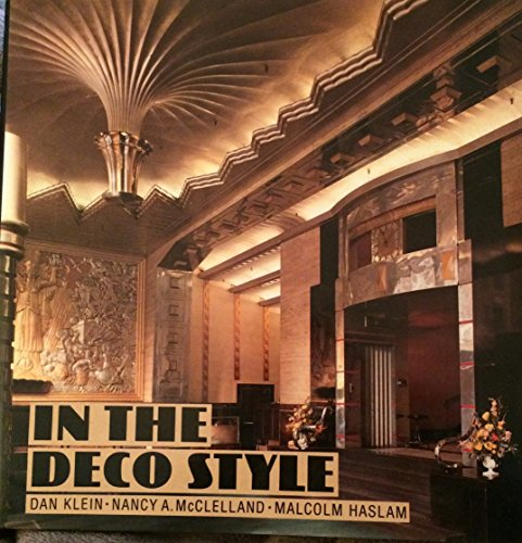 9780500234389: In the Deco Style