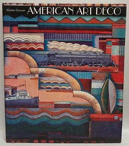 9780500234655: AMERICAN ART DECO.