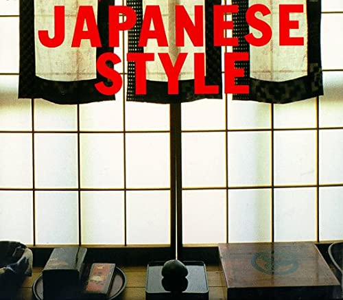 9780500235027: Japanese Style (Style Book)
