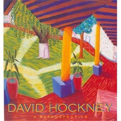 David Hockney - a Retrospective: Tuchman, Maurice & Stephanie Brown (organisers)