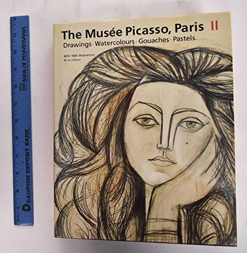 9780500235164: The Musee Picasso, Paris: Drawings, Watercolours, Gouaches, Pastels v. 2