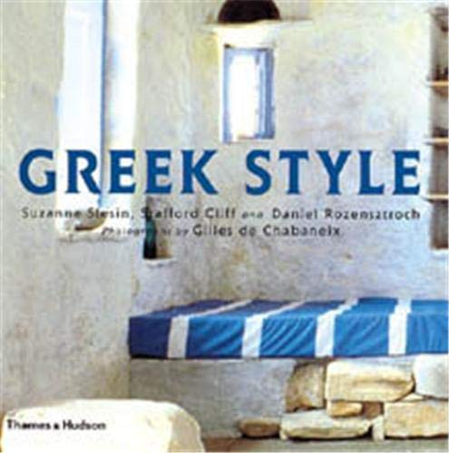 9780500235263: Greek Style (Style Book Series)