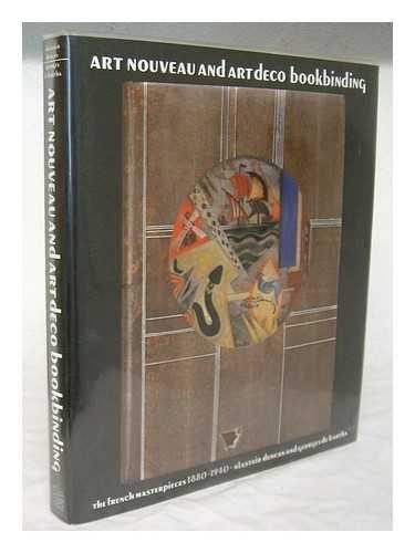 9780500235430: Art Nouveau and Art Deco Bookbinding