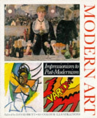 9780500235546: Modern Art: Impressionism to Post-modernism