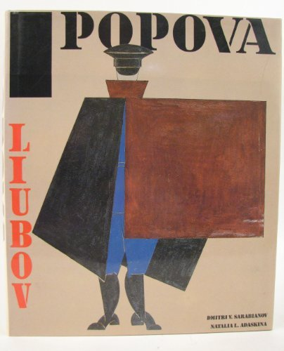 9780500236055: Liubov Popova (Painters & sculptors)