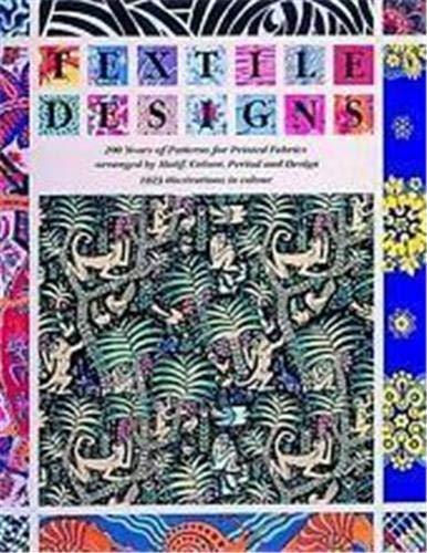 9780500236284: Textile Designs