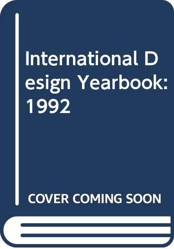 International Design Yearbook: 1992: Putman, Andre