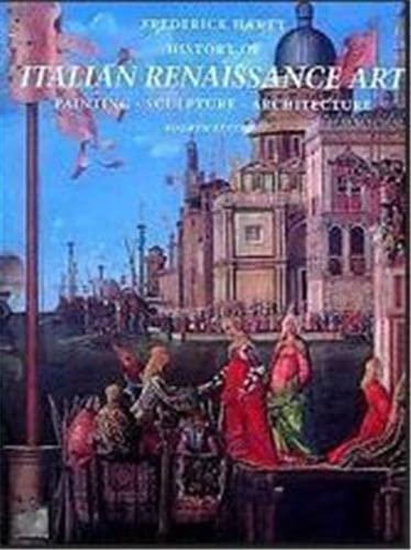 9780500236772: History Of Italian Renaissance Art: Painting, Sculpture, Architecture