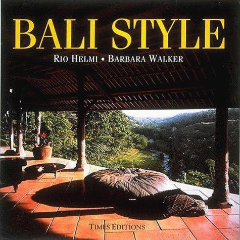 9780500237144: Bali Style (Style Book)