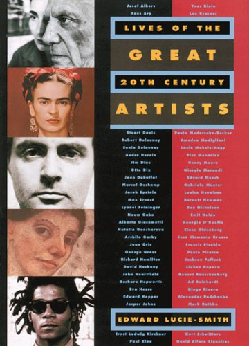 9780500237397: Lives of the Great 20Th-Century Artists