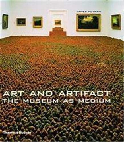 9780500237908: Art and Artifact: The Museum as Medium