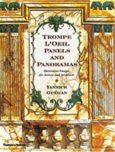 9780500238059: Trompe L'oeil Panels and Panoramas: Decorative Images for Artists and Architects