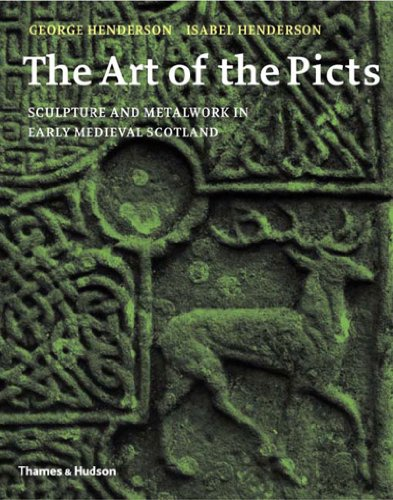 9780500238073: The Art of the Picts: Sculpture and Metalwork in Early Medieval Scotland