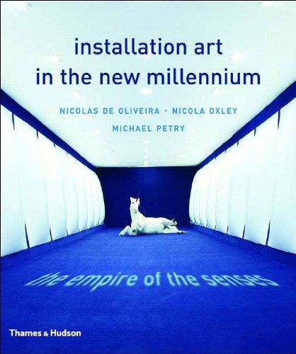 9780500238080: Installation Art in the New Millennium