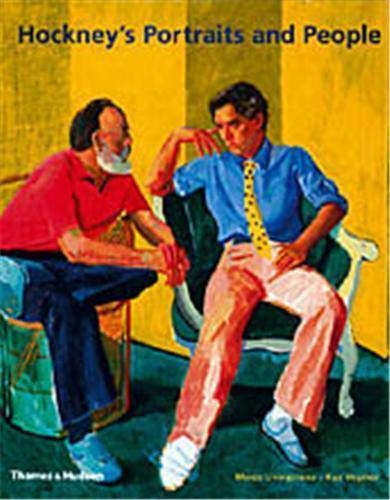 Hockney's Portraits and People (050023812X) by Marco Livingstone; Kay Heymer