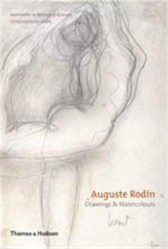 9780500238356: Auguste Rodin: Drawings & Watercolors