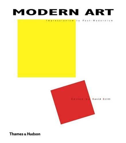9780500238417: Modern Art: Impressionism to Post-Modernism