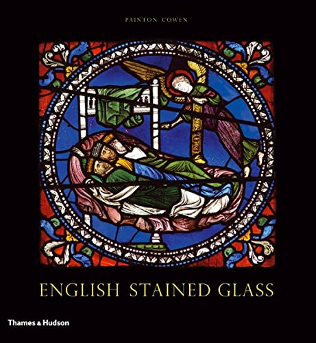 9780500238462: English Stained Glass