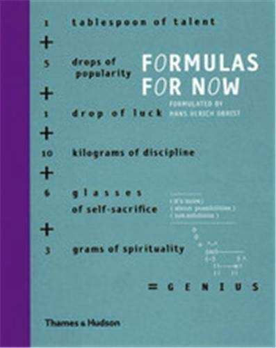 9780500238509: Formulas for Now