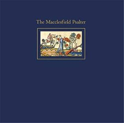 9780500238523: The Macclesfield Psalter