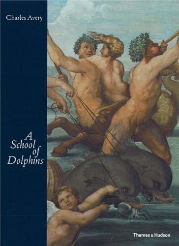 A School of Dolphins (0500238618) by Charles Avery
