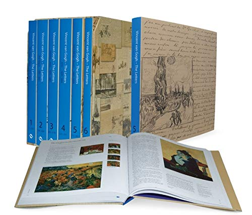 9780500238653: Vincent van Gogh: The Letters: The Complete Illustrated and Annotated Edition (Vol. 1-6)