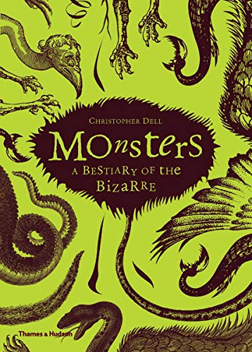 9780500238769: Monsters: A Bestiary of the Bizarre