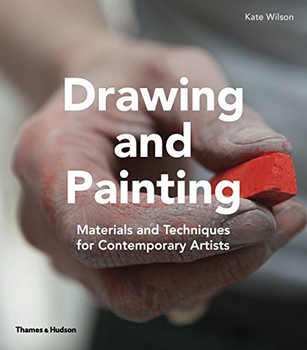 9780500239278: Drawing & Painting: Materials and Techniques for Contemporary Artists