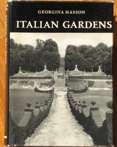 9780500240212: Italian Gardens