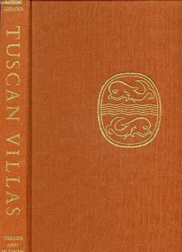 9780500240854: The Villas of Tuscany