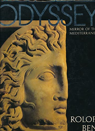 Roloff Beny Odyssey: Mirror of the Mediterranean: Anthony Thwaite