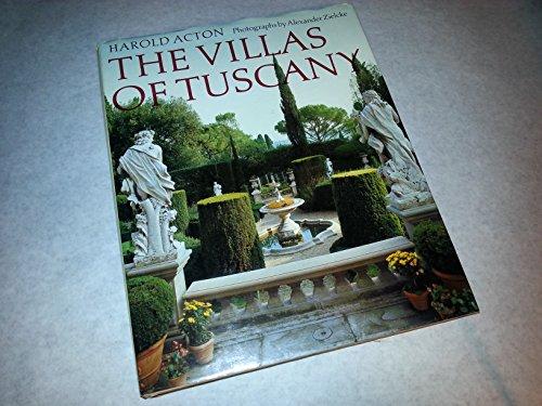 9780500241219: The Villas of Tuscany