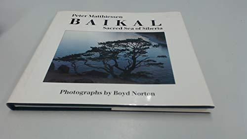 9780500241356: Baikal: Sacred Sea of Siberia