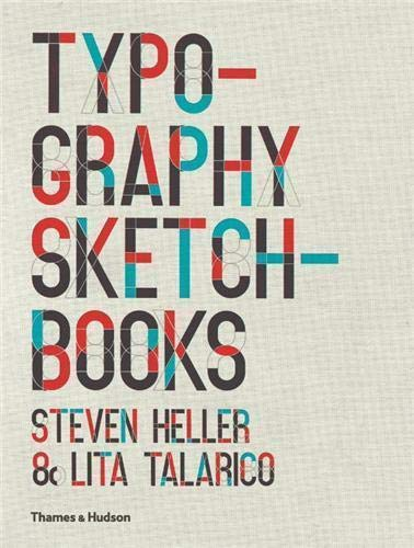 9780500241387: Typography Sketchbooks (Hardback) /Anglais
