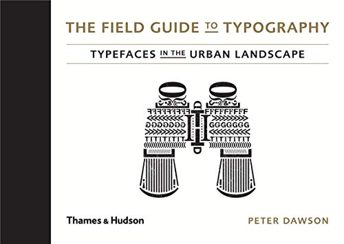 9780500241448: The field guide to typography