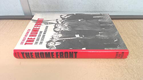 9780500250532: The Home Front: British and the Second World War