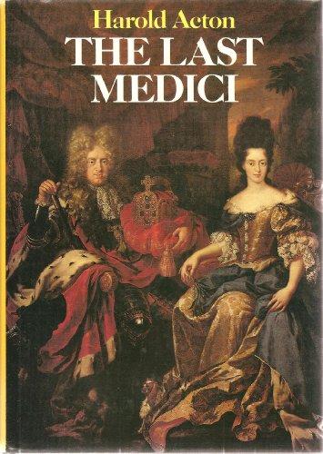 9780500250747: The Last Medici
