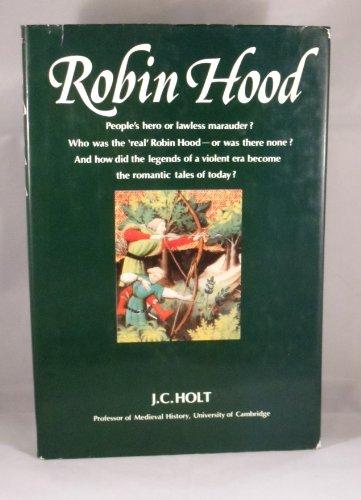 Robin Hood: Holt, James Clarke