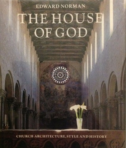 9780500251089: House of God: Church Architecture, Style and History