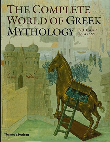 9780500251218: The Complete World of Greek Mythology (Complete Series)