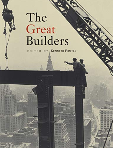 9780500251799: The Great Builders