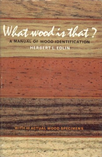 9780500260128: What Wood is That?